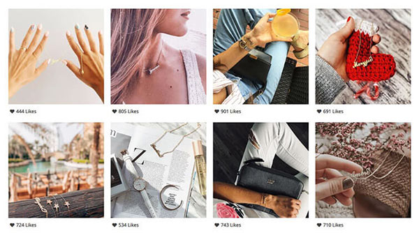 Get Inspired From Jewelry Influencers on Social Media