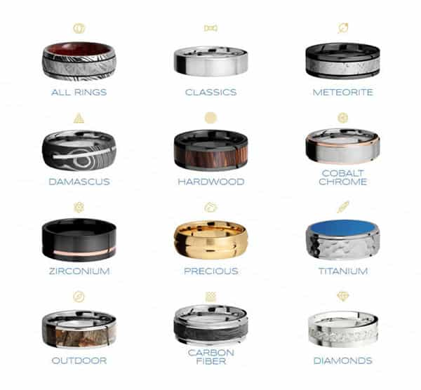 Unique Materials for Personalizing a Ring Exclusively as a Gift