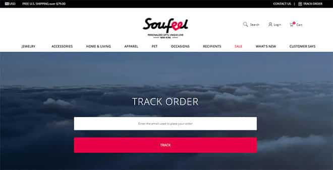Soufeel Customer Service: Track Your Order