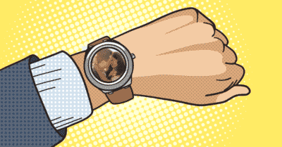 """How to Design a Nice """"Photo Watch"""" Within 5 Mins (Or Less)?"""