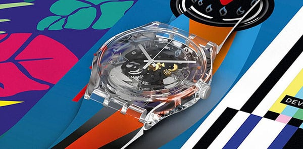 Design a Swatch X You Custom Watch [Official Poster]