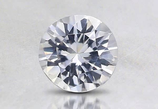 5mm Round White Sapphire Sold at Brilliant Earth