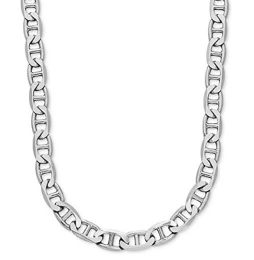 Anchor / Mariner Chain by Verona Jewelers