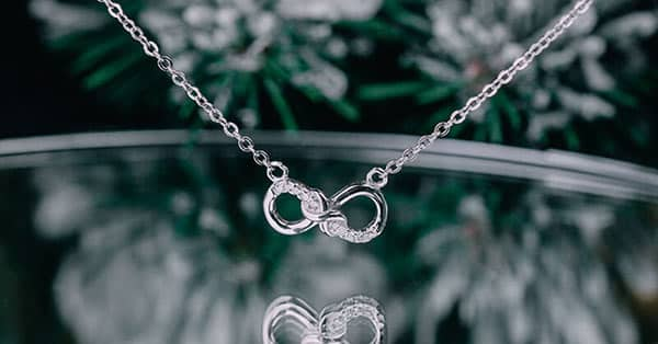 Infinity Symbols in Jewelry: An Infinity Pendant Necklace