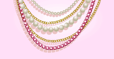 12 Types of Popular Necklace Chains & How to Style Them