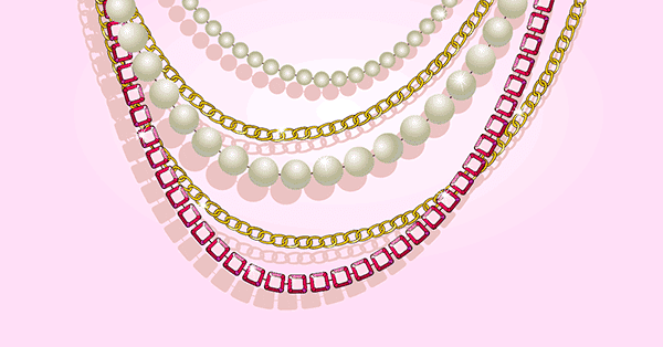 Popular Types of Chains Used in Jewelry
