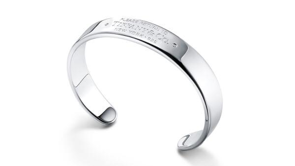 925 Sterling Silver Cuff by Tiffany & Co.