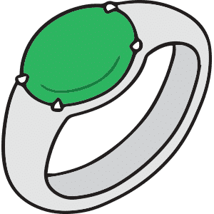 Green Mood Rings and Their Meanings