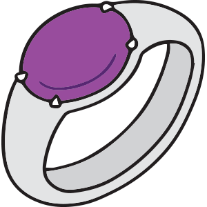 Understanding the Meaning of the Purple Mood Ring