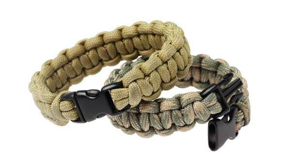 Paracord Survival Bracelets for Outdoor Enthusiasts