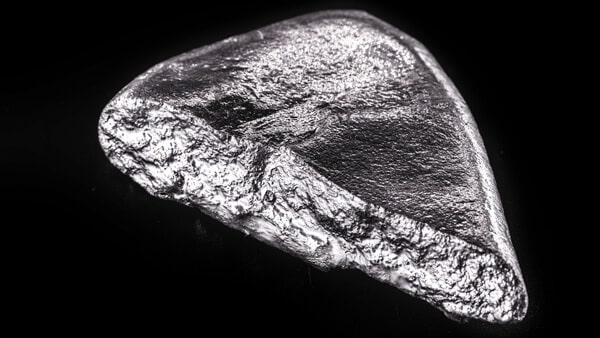 Rhodium Nugget: Chemical Element Used in Jewelry Industry