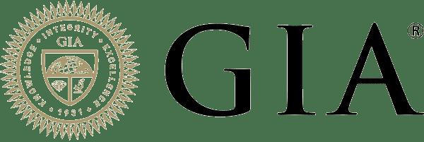 Logo of the Gemological Institute of America (GIA)