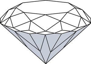 The Pavilion of a Diamond