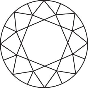 Diamond Shape: Round