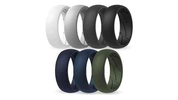 ThunderFit Classic Low-Profile Rings