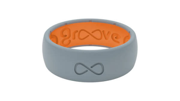 Classic Low-Profile Silicone Ring Breathable
