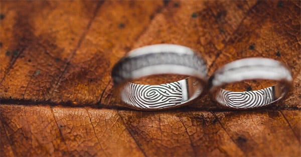 Fingerprint Jewelry: Provides a Unique Way to Commemorate a Significant Relationship