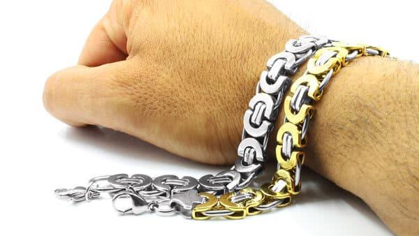 Men's Stainless Steel Jewelry Bracelets