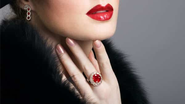Red Gemstone Styling and Gifting Ideas