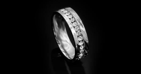 Stainless Steel Jewerly: Stainless Steel Wedding Ring