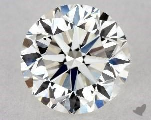 Good Cut 1 Carat G-VS1 Diamond (James Allen SKU 9825431)