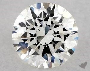 H Color Grade Round Diamond from James Allen (10189968)