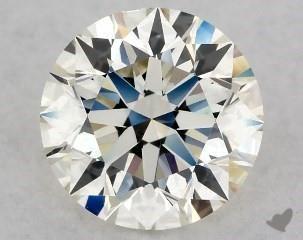L Diamond Color Grade Example - James Allen 10225707