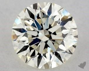 M Color Grade Diamond (James Allen - SKU 10075579)