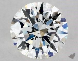 SI1 Clarity Grading - James Allen 10171242 Round Diamond