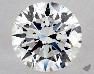 VS2 Clarity Grading - 10171203 James Allen Diamond