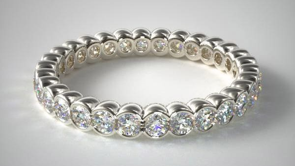 Eternity Setting Ring by James Allen