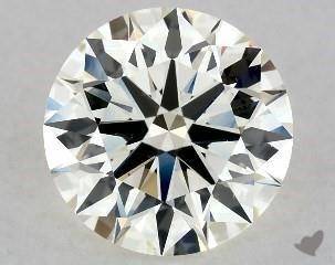 Faint Category K Color Grade Diamond - James Allen 9766711