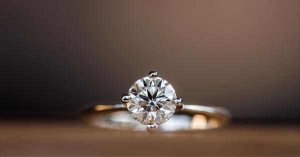 Quality Diamond Cut With a High Grading