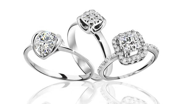 Solitaire Ring Setting Comparisons