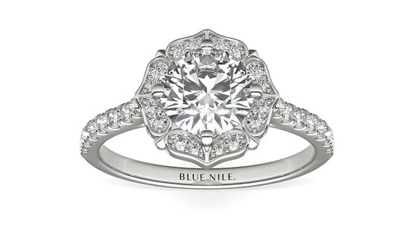 Vintage / Antique Style Ring Setting