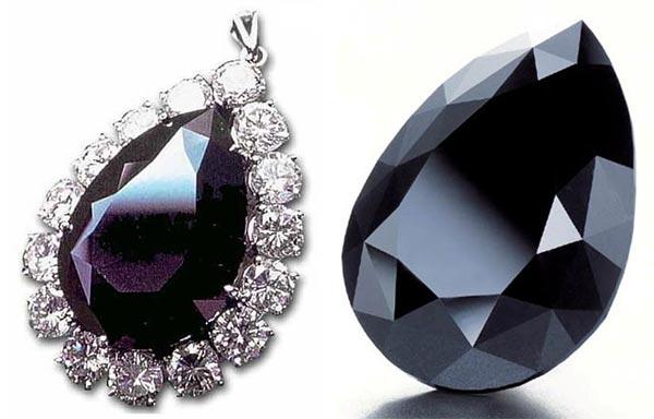 The Black Amsterdam Diamond