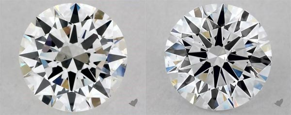 Comparison of Overall Beauty Between Lab-Grown and Natural Diamonds (James Allen)