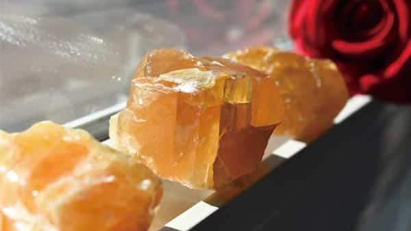 Charge Orange Calcite Crystal Before Sacral Chakra Healing