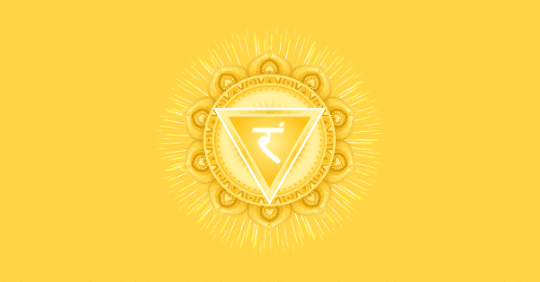 The Symbol of the Manipura / Solar Plexus Chakra