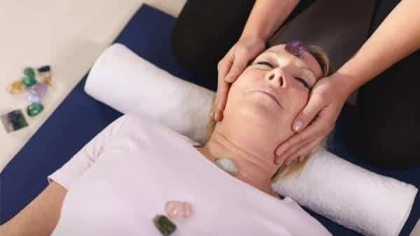 Therapist Combines Crystals and Reiki for Healing