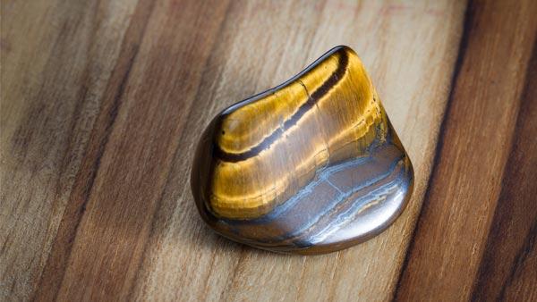 Tiger Eye Stone for Solar Plexus Chakra Healing