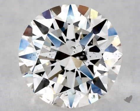 SI1 Clarity Diamond (1-Carat Excellent Cut G Color)