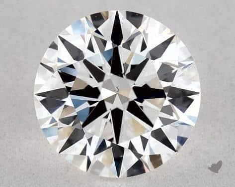 VS1 Clarity Diamond (1-Carat Excellent Cut G Color)