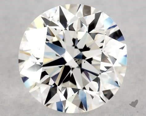 VS2 Clarity Diamond (1-Carat Excellent Cut G Color)