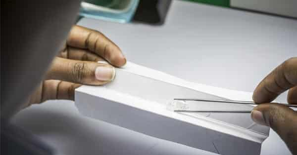 G Color Diamonds Inspection