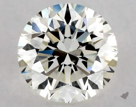 1.07-Carat Round Diamond