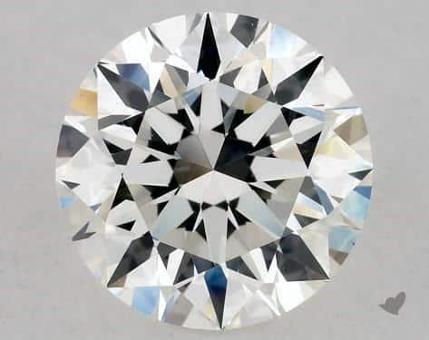 1.02-Carat Round Diamond