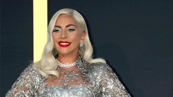 Lady Gaga Wore a Bulgari Diamond Choker at the A Star Is Born Premiere