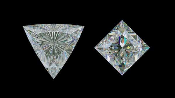 Strong Diamond Shapes for Men's Bands
