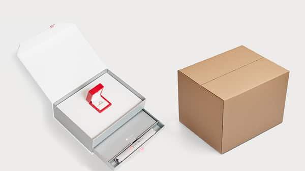James Allen Packaging